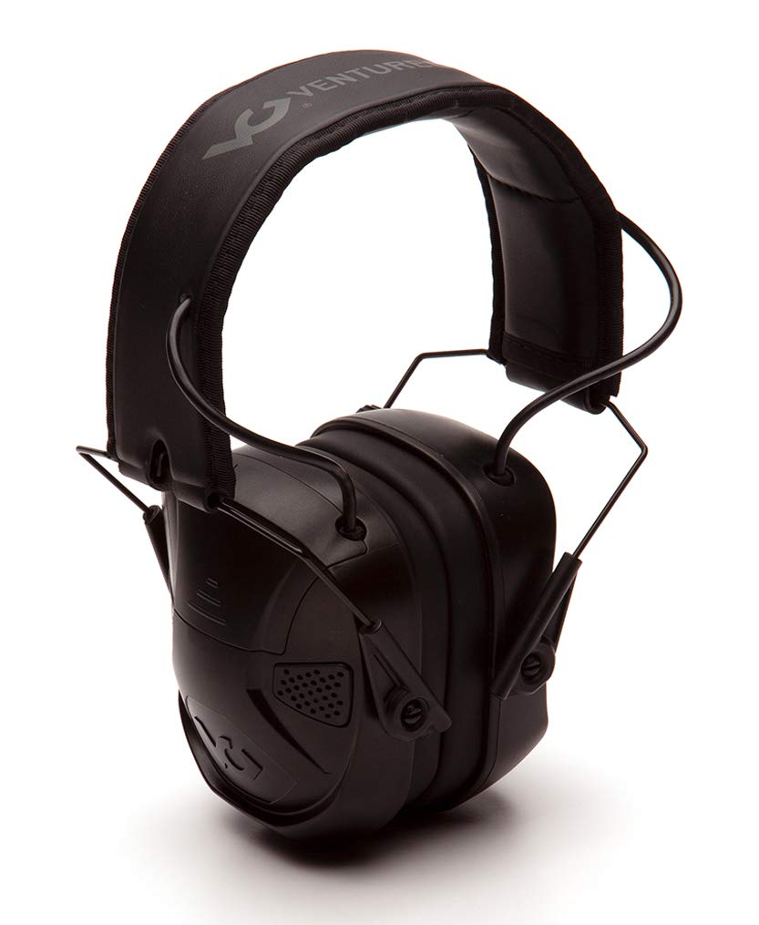 Venture Gear Amp BT Electronic Bluetooth Hearing Protection Earmuffs