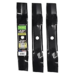 Maxpower 561812 3-Blade Set of 3-N-1 Blades for 48