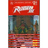 Robin III Cry of the Huntress #1 Comic Collector's Edition