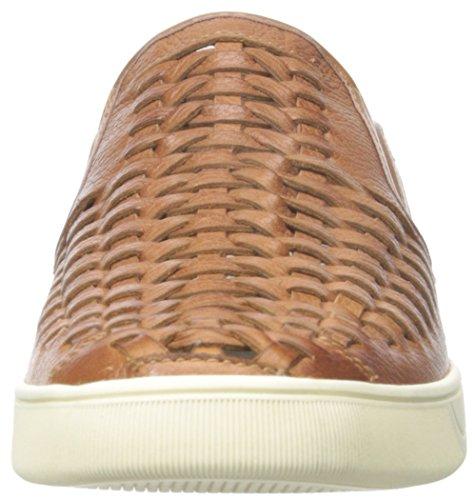 Steve Madden Mens Weeverr Mode Sneaker Cognac