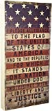 Cheap Primitives by Kathy Box Sign, Pledge Allegiance
