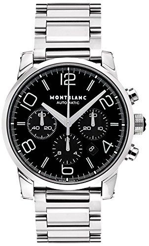 Montblanc Timewalker Chronograph Watch 09668