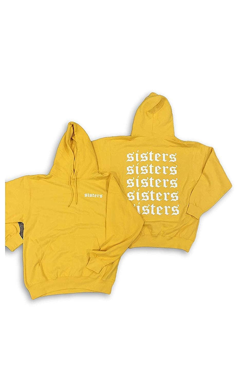 Sisters Hoodie Sisters James Charles Apparel,hi Sisters Hoodie,Sisters Hoodie,Sisters Merch Yellow