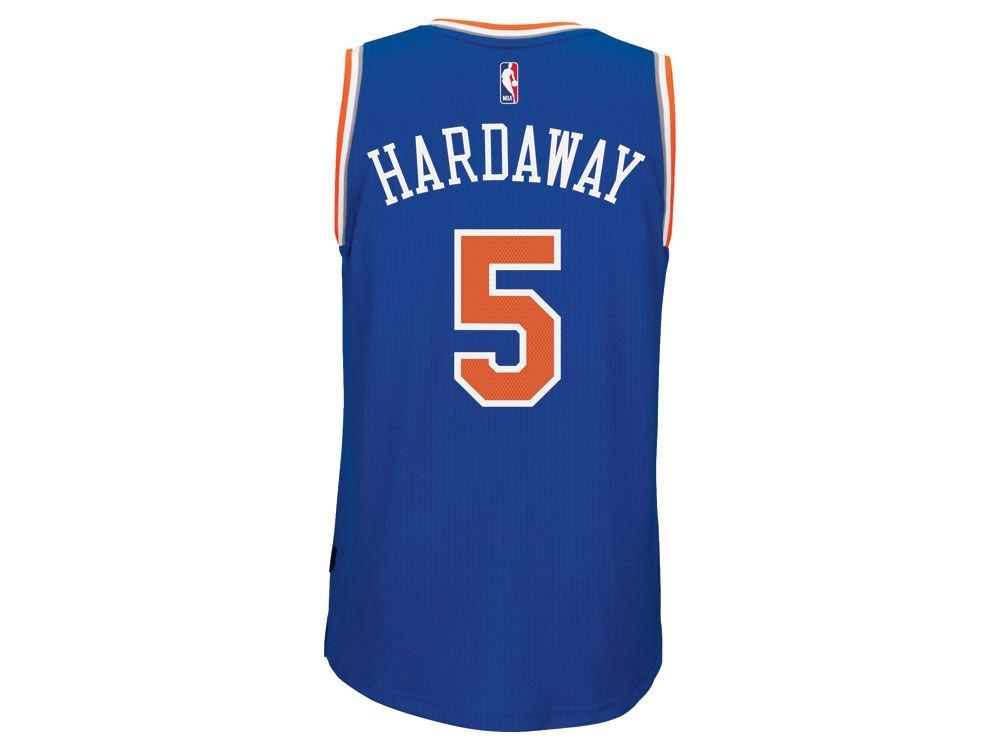 358d274df2e Amazon.com: New York Knicks Tim Hardaway, Jr. adidas NBA Men's New Swingman  Jersey (0887784484710): Books