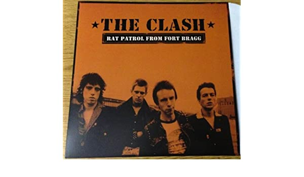 The clash – the rat patrol from fort bragg – ace bootlegs.