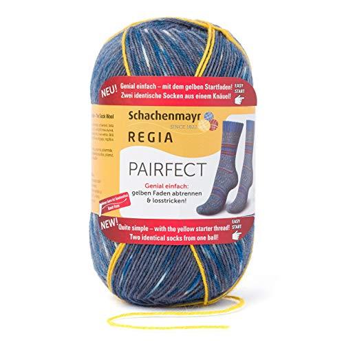 Regia Pairfect Sock Yarn (7119 Gentleman)