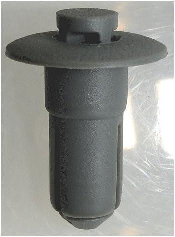 FORD SCREW RIVET 6.5mm OEM N804570S Pack of 10