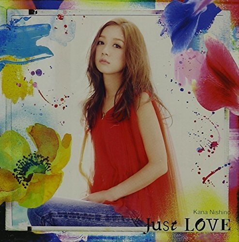CD : Kana Nishino - Just Love (Hong Kong - Import, 2 Disc)