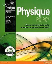 Physique PC-PC* (Inclus  eText)