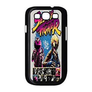 Samsung Galaxy S3 9300 Cell Phone Case Black Sesame Fighter ylqe
