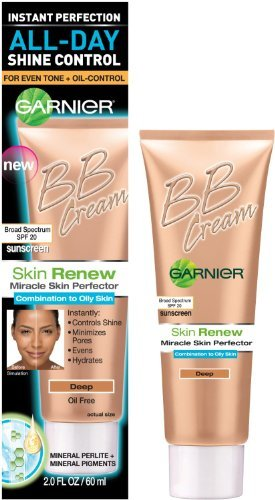 Garnier Skin Renew Miracle Skin Perfector BB Cream, 2 fl oz