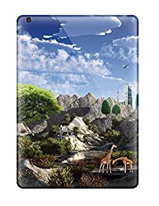 New Arrival Premium Air Case Cover For Ipad (imaginary Planet)
