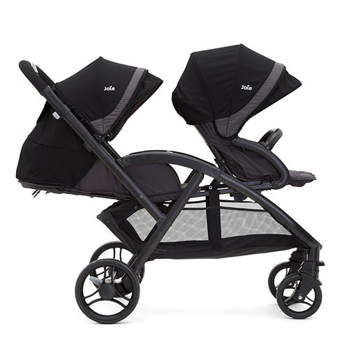 Joie Evalite Duo Twin Stroller Two Tone Black Buy