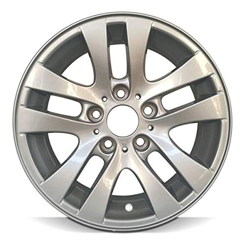 (Road Ready Replacement For Aluminum Wheel Rim 16x7 Inch 06-12 BMW 323i 06 325i 330i 07-12 328i 07-10 335i)