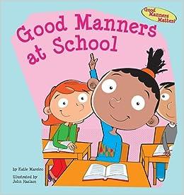Good Manners Matter Clipart