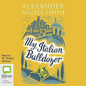 My Italian Bulldozer Audiobook