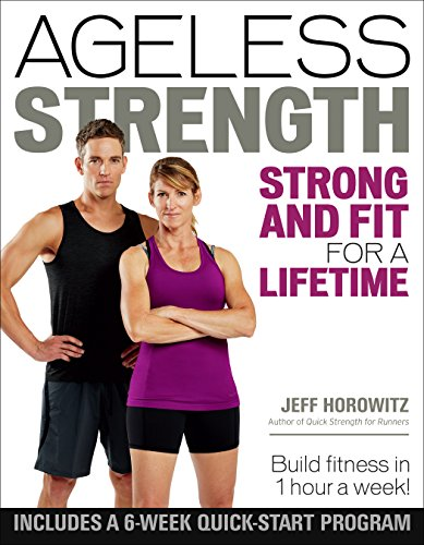 Book Cover: Ageless Strength: Strong and Fit for a Lifetime