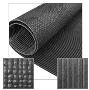 Double-Tuf Rubber Stall Mats 5 x 8