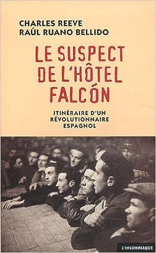 Livre gratuits Le Suspect de l'Hôtel Falcon pdf