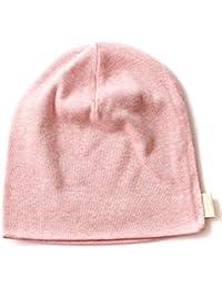 782e1538713 Organic Beanie Boys Cap - Slouchy Cotton Kids Warm Knit Hat Young Girls