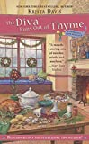 The Diva Runs Out of Thyme (A Domestic Diva Mystery) by  Krista Davis in stock, buy online here