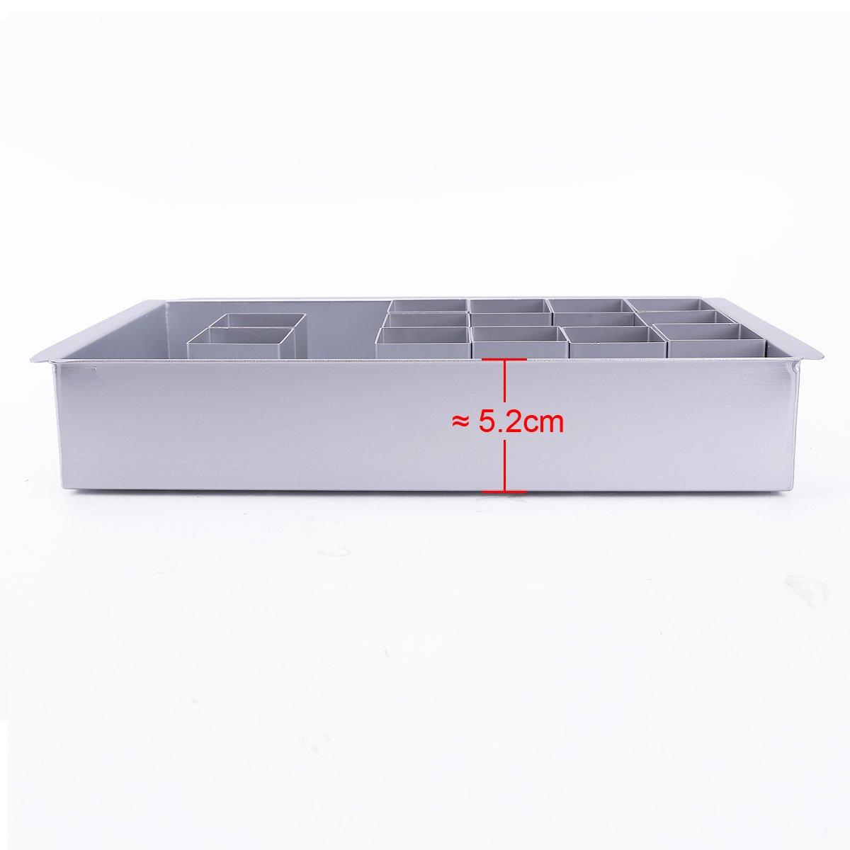 SurePromise One Stop Solution for Sourcing CLE DE Tous - Molde para Hacer Tartas Cake Pan con Alfabeto Letra Número: Amazon.es: Hogar