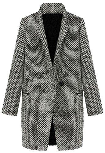 Wool Tweed Coat - 2