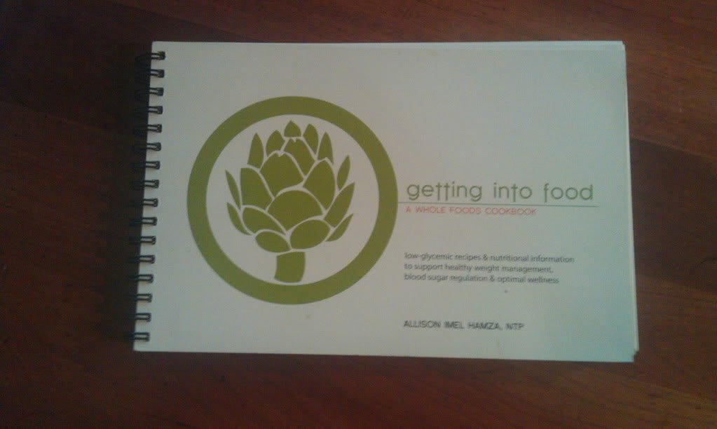 Getting Into Food Cook Book, Allison Imel Hamza