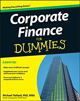 CORPORATE FINANCE FOR DUMMIES DOWNLOAD