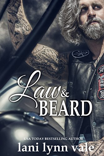 Law & Beard (The Dixie Warden Rejects MC Book 8) (Want To Get Back With My Ex)