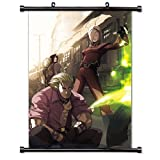 King of Fighters Anime Fabric Wall Scroll Poster (16x23) Inches. [WP]- King of Fighters-18