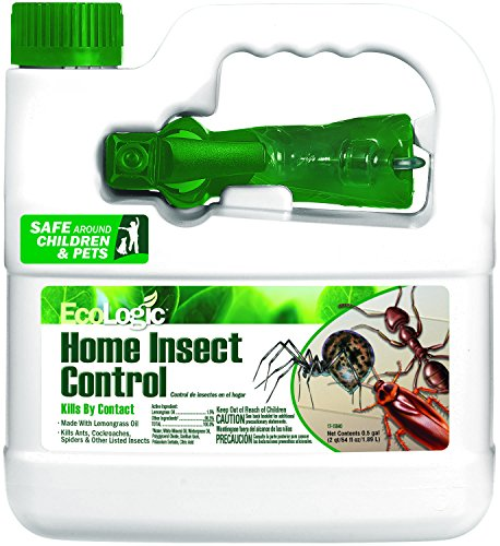 EcoLogic HG-75003 Home Insect Killer & Control Spray, Ready-