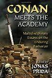 Conan Meets the Academy, Jonas Prida, 0786461527