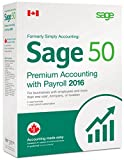 Sage 50 Premium Accounting with Payroll 2016