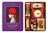 Japanese Cookies Gift Box / AKAI BOHSHI Purple Box