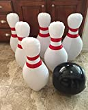 Giant Inflatable Bowling Game Set - Indoor