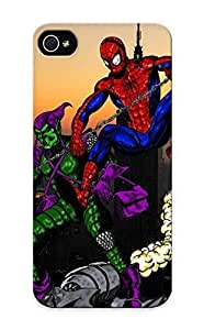 21f21d57289 Premium Spider Man V Duende Verde Poder Responsabilidad Back Cover Snap On Case For Iphone 5/5s by lolosakes