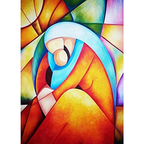 5D Full Drill Diamond Painting Abstract Painting Pattern