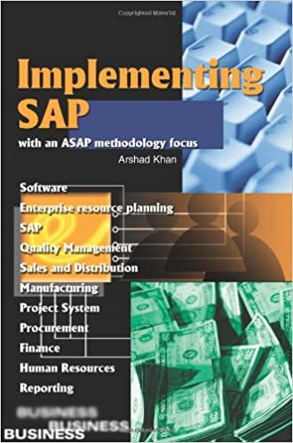 Book Implementing SAP with an ASAP methodology focus