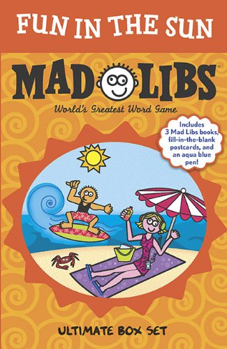 Fun in the Sun Mad Libs: Ultimate Box Set