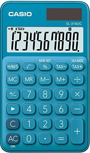 Casio SL-310UC-BU-S-EC Calculadora
