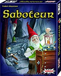 Saboteur boardgame review