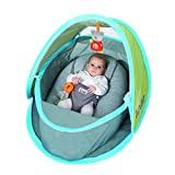 Tineo Pop Up, Innovative Portable Tent for Baby Blue Sun Shelter UV 55 by Tineo