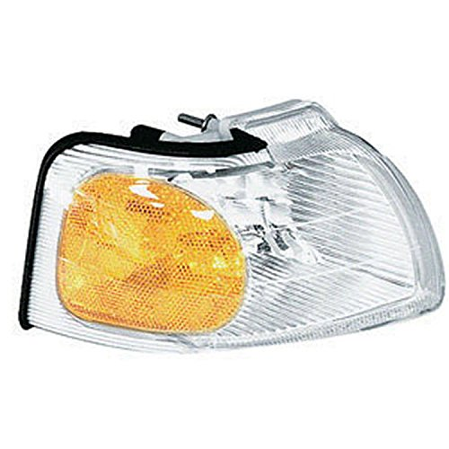 (CPP PTM FO2521131 Right Parklamp Assembly for 96-97 Ford Thunderbird, Mercury Cougar)