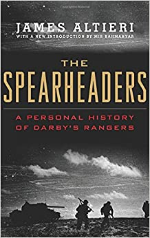 Book The Spearheaders: A Personal History of Darby's Rangers