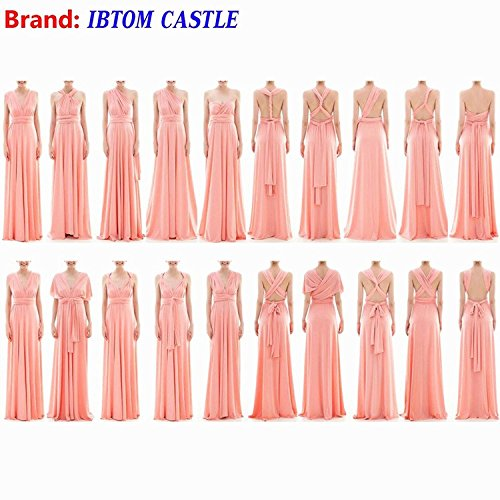 Womens Khaki Floor Infinity Maxi Way Gown Transformer Light Evening Dresses Multi Cocktail Long Wrap Convertible Dress ZrwZPqT
