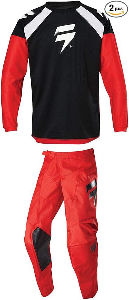 Shift Racing White Label Race Jersey 1//Pants 2X,32