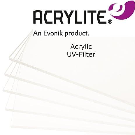 Amazon.com: Custom Size Clear Acrylic, Laser Cut to Size, Framing ...