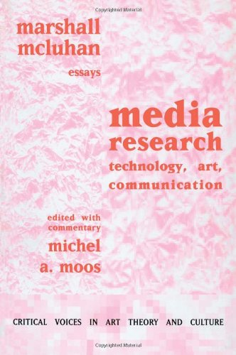 Media Research: Technology, Art and Communication (Critical Voices in Art, Theory and Culture)