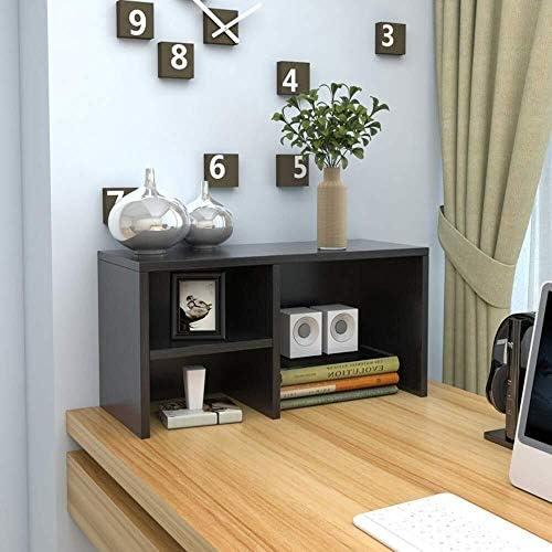 XWYSSH主催 オフィス木製ストレージボックスの表示、カウンター本棚、マルチカラーオプション XWYSSH (色 : B)